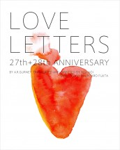 LOVE LETTERS 27th+28th Anniversary[パンフレット]